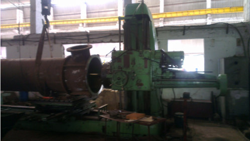 Poland Horizontal Boring Machine