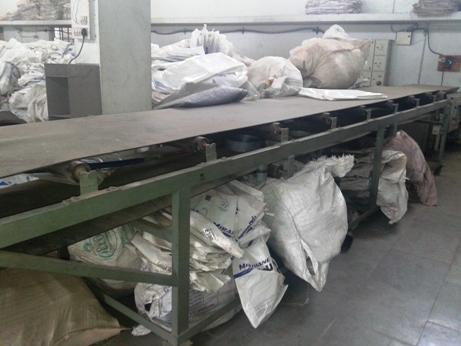 Mobile Belt Conveyor System