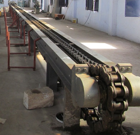 Used Draw Benches 21 Meter