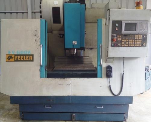 Feeler VMC Machine FV 600
