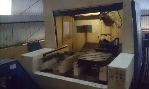 used-horizontal-machining-center-