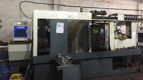 Kirloskar HMC HC320 Horizontal Machining Centre