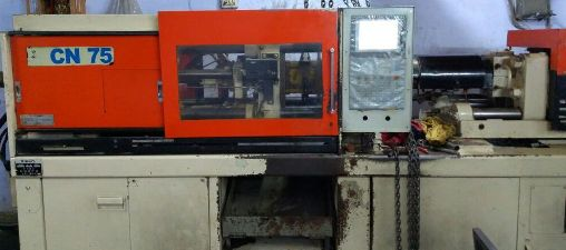 Japanese Injection Moulding Machine 80 Ton