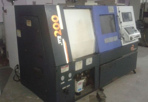 Used Jyoti DX200 CNC Turning Lathe Machine