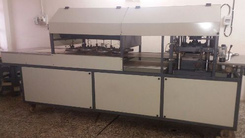 Qualimark Automatic Khakhra Making Machine