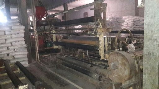 Remica Lamination Plant For Tarpaulin