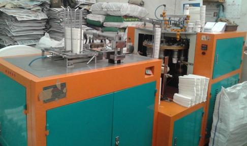KVA Paper Cup Machine