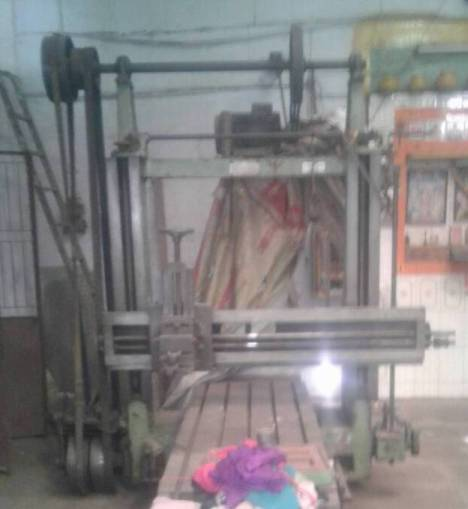 BMT Planer Machine