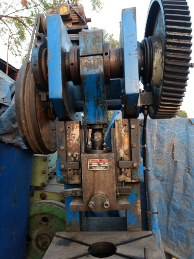 Secondhand Power Press 75 Ton