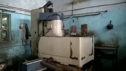 Used Jotes Rotary Surface Grinder SAB 80