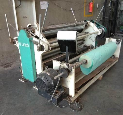 Secondhand Slitting Rewinding Machine