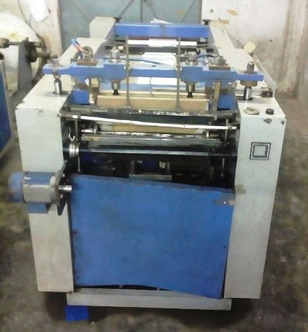 Cutting Sealing Machine For Carry Bags