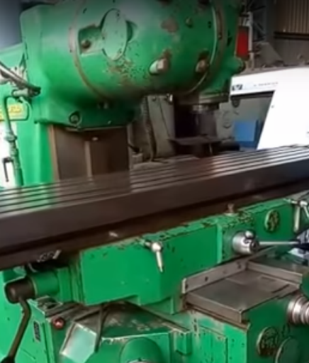 G Dufour Universal Milling Machine 624C