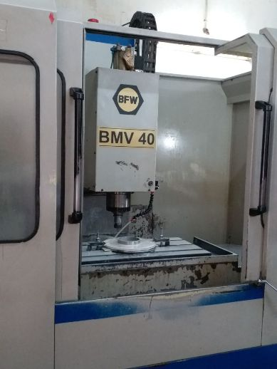 BFW Vertical Machining Center BMV 40