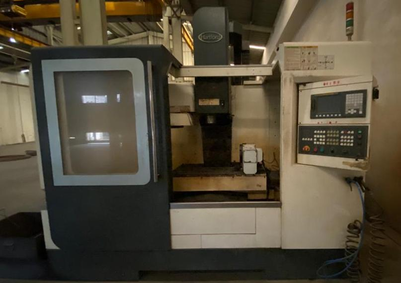 Hartford Vertical Machining Center