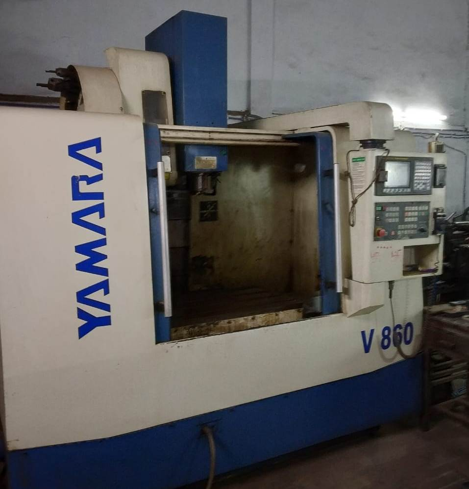 Yamara VMC Machine